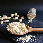 recette Parmesan en poudre végétal (végétarien, vegan, sans lactose)