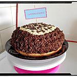recette trésor au deux chocolat-framboise