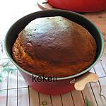 recette Brioche à la fleur d'oranger