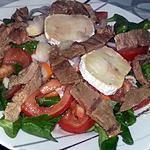 recette Salade de paleron