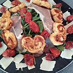 recette Salade ensoleillée au saveur d'Italie