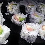 recette Sushis makis sans feuilles d'algues
