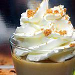 recette crème dessert au spéculoos