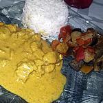 recette Saute de porc au Garam masala