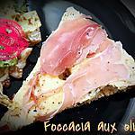 recette Ma première focaccia (aux olives)