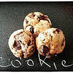 recette Cookies à la purée d'amandes