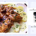 recette calamars à la bisque de homard