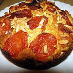 recette Gâteau aux amandes et aux abricots secs