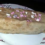 recette Terrine de crêpes au mascarpone Nutella