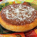recette FLAN AU LAIT DE COCO au COOKEO