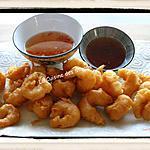 recette Beignets de Crevettes Chinois