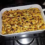 recette Lasagnes aux courgettes et chévre frais