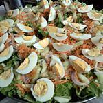 recette Salade simple et rapide.