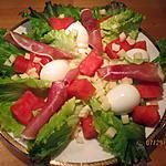 recette salade fraicheur