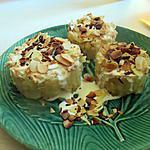 recette truite aux amandes et son écrasé de pommes de terre