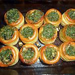 recette Bigorneaux en mini-bouchées