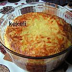 recette Quiche sans pâte au jambon