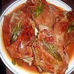 recette Saltimbocca alla romana