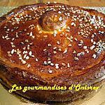 recette La tourte Ardennaise aux Mirabelles