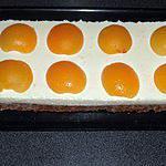 recette Bavarois nougat abricot