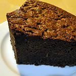 recette Gâteau Reine de Saba revisité