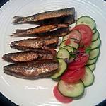 recette Sardines farcies cuites au four