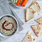 recette Tartinade haricots blancs et artichauts (végétarien, vegan, sans gluten)