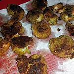 recette crevettes panés