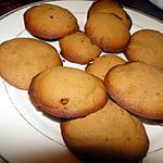 recette Biscuits au sirop d'érable