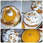 recette Mini Lemon Meringue Pies