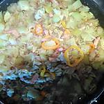 recette rizotto de courgettes
