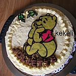 recette Gâteau anniversaire pour les 3 ans de Juliette