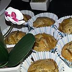 recette Muffins yuzu pavot