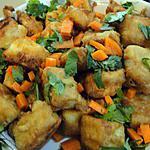 recette Tofu frit