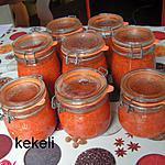 recette Bocaux de sauce bolognaise
