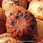 recette Gâteaux yaourt aux pépites de chocolat