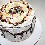 recette Gâteau roulé au mascarpone et aux poires