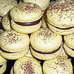 recette Macarons choco/banane