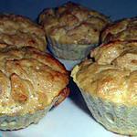 recette Muffins thon / cornichons