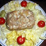 recette Jarret de porc en gelée