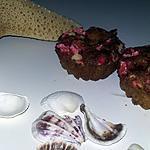 recette Petits gâteaux au yaourt aux pralines roses