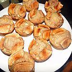 recette Petits gâteaux aux pommes
