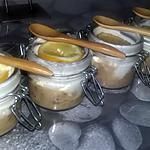 recette Cheesecake au citron en bocaux