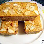 recette Mini-cakes fondant, butternut, amandes, châtaignes