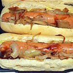 recette Hot-dog maison