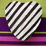 recette Entremet mousse coco et chocolat