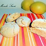 recette Crinckles au citron