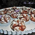 recette Crinckles au chocolat