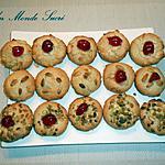 recette Biscuits moelleux au amandes