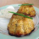 recette Petits gâteaux extra de poisson au curry